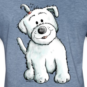 Cute Malteser Hoodies & Sweatshirts - Men's Vintage T-Shirt