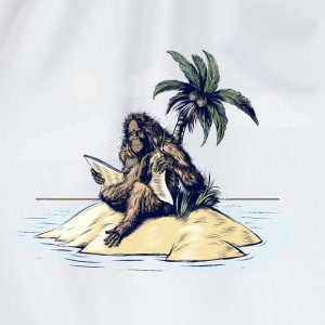 Island Ape Shirts - Drawstring Bag