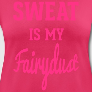 Sweat Tops - Women's Breathable T-Shirt