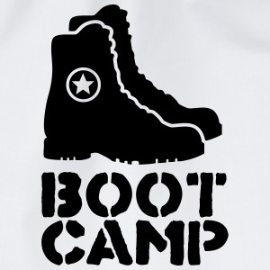 boot camp T-shirts - Gymtas