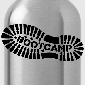 boot camp T-shirts - Drinkfles