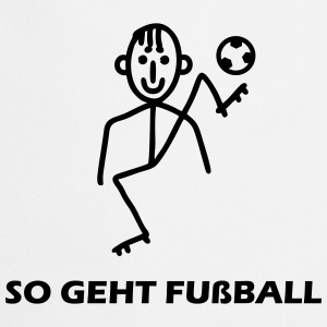 So geht Fußball Sports wear - Cooking Apron