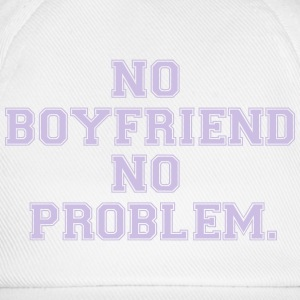 NO FRIEND - NO PROBLEMS Skjorter - Baseballcap