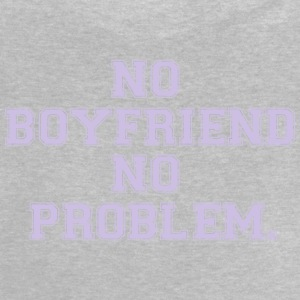 NO FRIEND - NO PROBLEMS Manga larga - Camiseta bebé