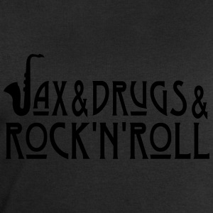 Sax Drugs and Rock N Roll - Sax-S T-Shirts - Männer Sweatshirt von Stanley & Stella