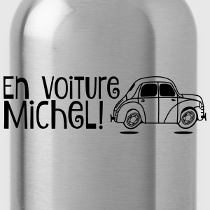 Sweat-Shirt En Voiture Michel ! 4CV - Gourde