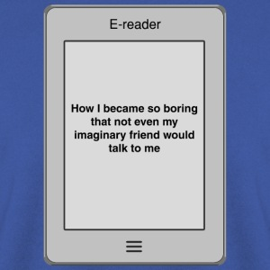 Book title - Boring T-Shirts - Men's Sweatshirt