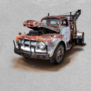 rusty car Shirts - Baby T-shirt
