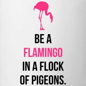 Be A Flamingo Sweat-shirts - Tasse
