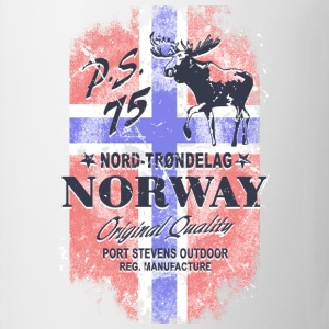 Norway Moose - Vintage Flag Sports wear - Mug