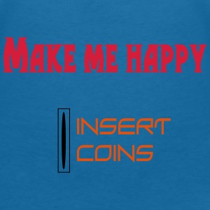 Make me happy Accessories - Women's V-Neck T-Shirt