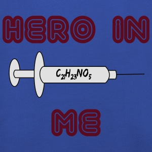 Hero in me Shirts - Kids' Premium Hoodie