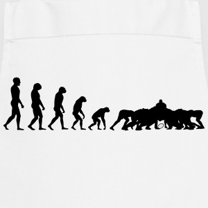 Evolution Rugby Scrum - Kids t-shirt - Cooking Apron