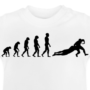 Evolution Rugby Tackle - Kids t-shirt - Baby T-Shirt