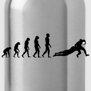 Evolution Rugby Tackle - Hoodie - Water Bottle