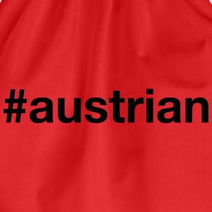 AUSTRIA T-Shirts - Drawstring Bag