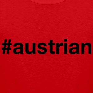 AUSTRIA T-Shirts - Men's Premium Tank Top