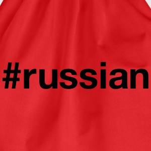 RUSSIA T-Shirts - Drawstring Bag