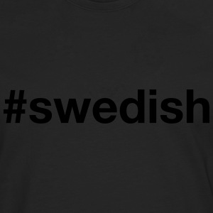 SWEDEN T-Shirts - Men's Premium Longsleeve Shirt