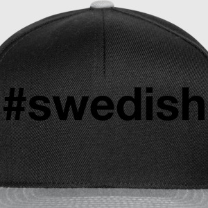 Suède Tee shirts - Casquette snapback