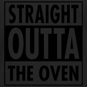 Straight Outta The Oven Tops - Männer Premium Langarmshirt