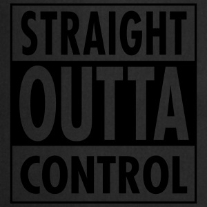 Straight Outta Control T-Shirts - Cooking Apron