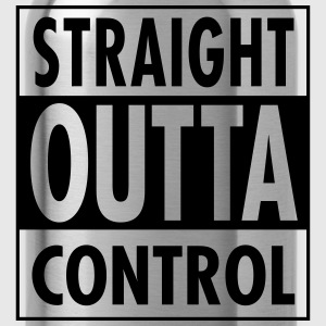Straight Outta Control T-Shirts - Water Bottle