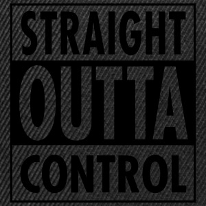 Straight Outta Control T-Shirts - Snapback Cap
