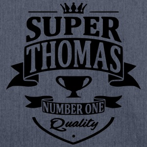 Super Thomas Tee shirts - Sac bandoulière 100 % recyclé