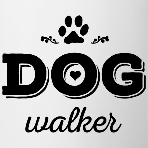 DOG walker T-Shirts - Tasse