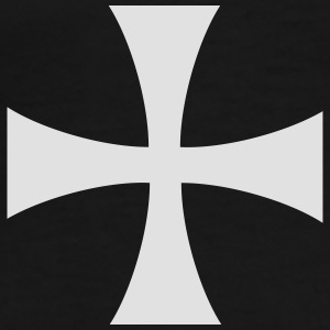 Hospitallers Cross Caps & Hats - Men's Premium T-Shirt