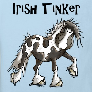 Tracy the Irish Tinker Shirts - Kids' Organic T-shirt