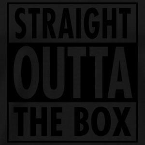 Straight Outta The Box Tops - Men's Premium T-Shirt