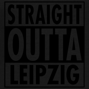 Straight Outta Leipzig Underwear - Men's Premium T-Shirt