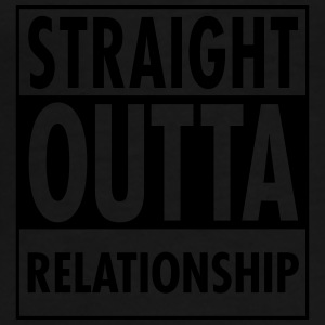 Straight Outta Relationship Other - Men's Premium T-Shirt