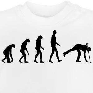 Evolution golf Tee shirts - T-shirt Bébé