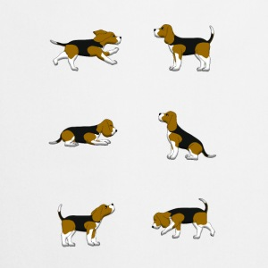 Beagle selection Vauvan bodi - Esiliina