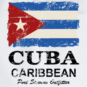 Cuba Flag - Vintage Look T-Shirts - Turnbeutel