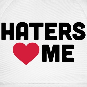 Haters Love Me Sweaters - Baseballcap