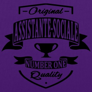 Assistante Sociale Tee shirts - Tote Bag