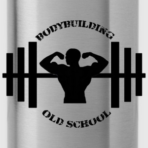 BodyBuilding Old School - Borraccia