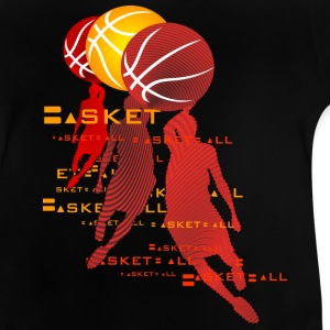 basketshirt Shirts - Baby T-shirt