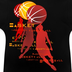 basketshirt Sweats - T-shirt Bébé