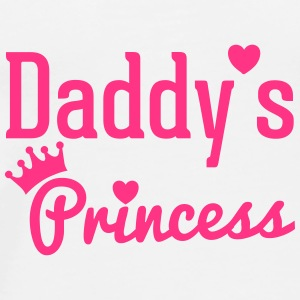 Daddy's Princess Teddy Bear Toys - Men's Premium T-Shirt