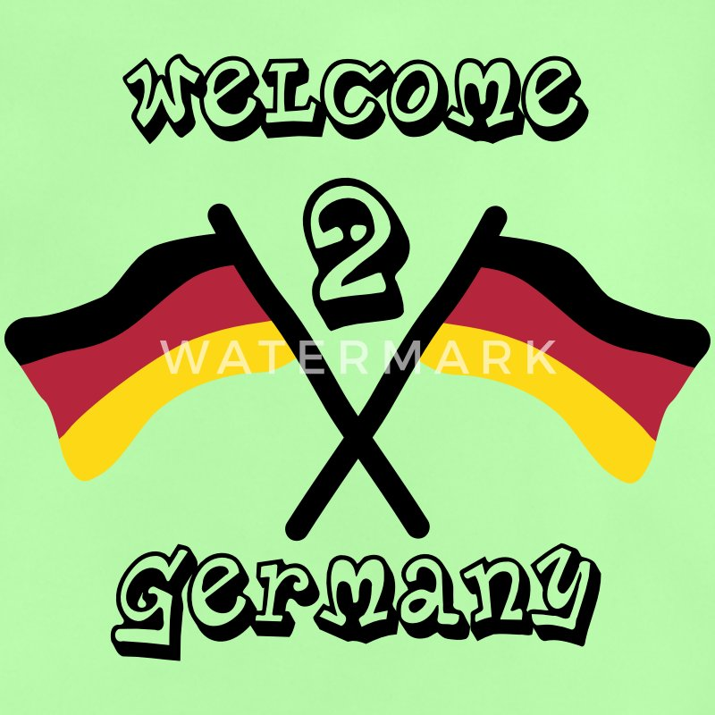 welcome to germany T-Shirts - Baby T-Shirt