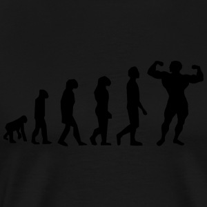 Evolution Body Building - Men's Premium T-Shirt