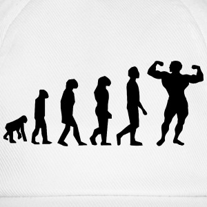 Evolution Body Building - Baseball Cap