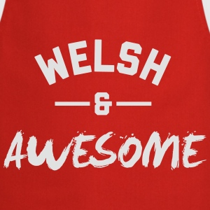 Wales Awesome Rugby – Hoodies - Cooking Apron