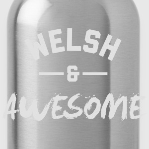 Wales Awesome Rugby – Hoodies - Water Bottle