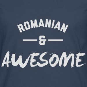 Romania Awesome Rugby – Hoodies - Men's Premium Longsleeve Shirt